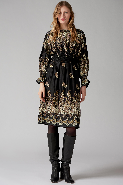 Robe imprimée Amélia - Antik Batik (photo)