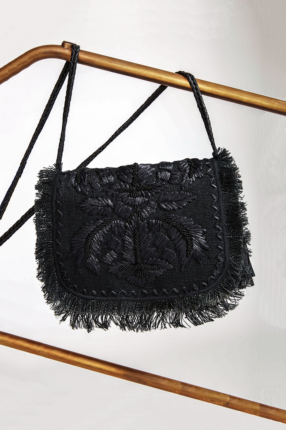 Petit sac Puppa noir - Antik Batik (photo)