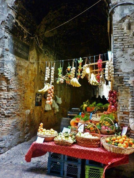 Turin - Market - Antik Batik