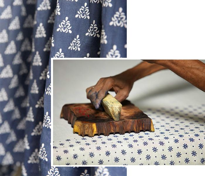 El Savoir-faire - Batik indio - Antik Batik