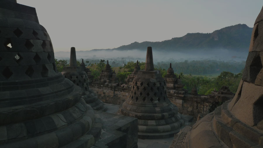 Bali - Global view - Antik Batik