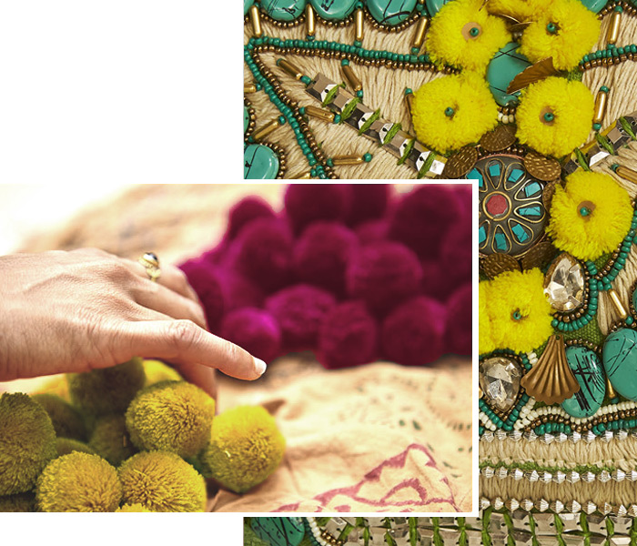 El savoir-faire - Manos de hadas - Antik Batik
