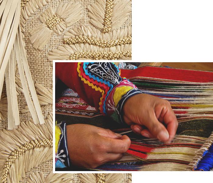 El Savoir-faire - Hecho de naturaleza - Antik Batik