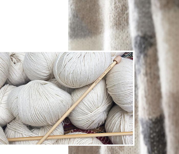 Le savoir-faire - Hand Knitting - Antik Batik