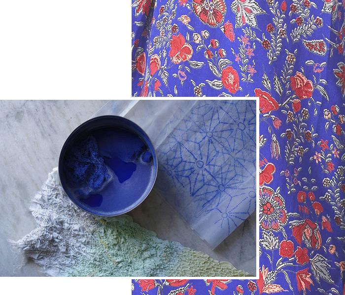 El savoir-faire - Colores locales - Antik Batik