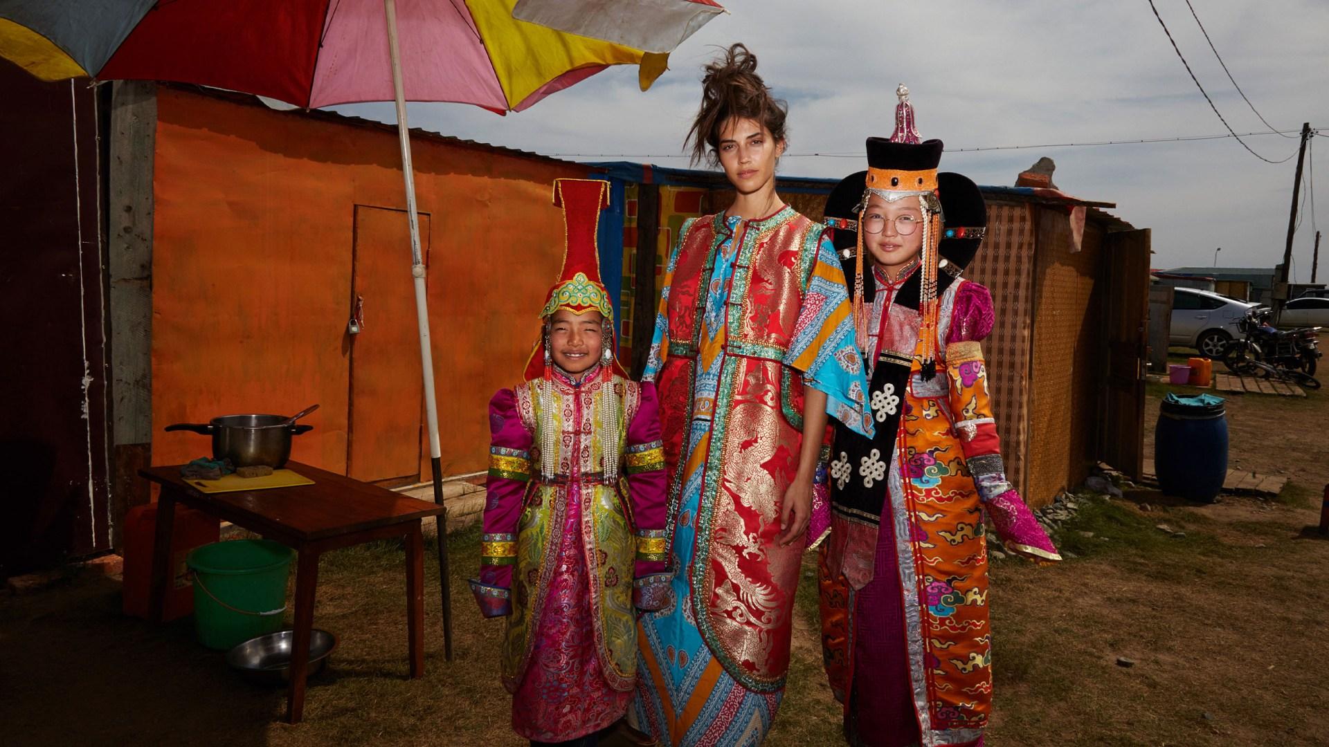 La casa de Alta Costura Chic Bohemia - Antik Batik