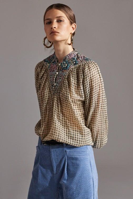 Elody Blouse   Antik Batik