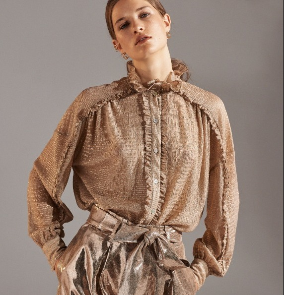 Aurele Blouse & Glocia Pants   Antik Batik