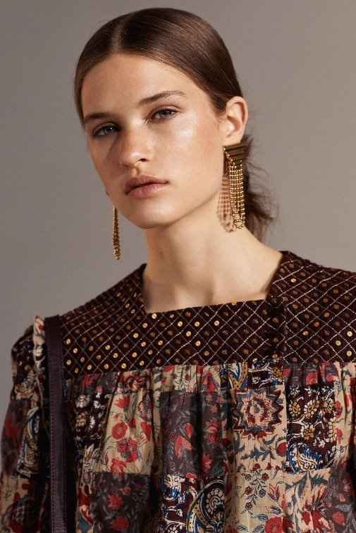 Patsie Blouse   Antik Batik
