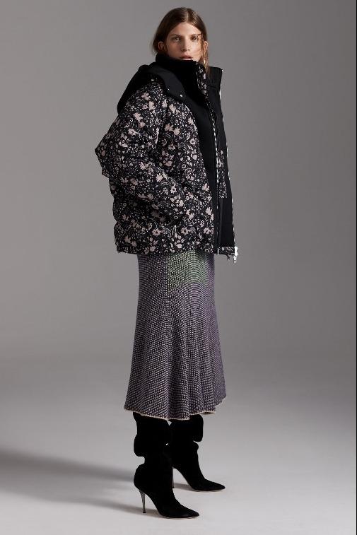 Blanche Coat - Lina Skirt   ANTIK BATIK