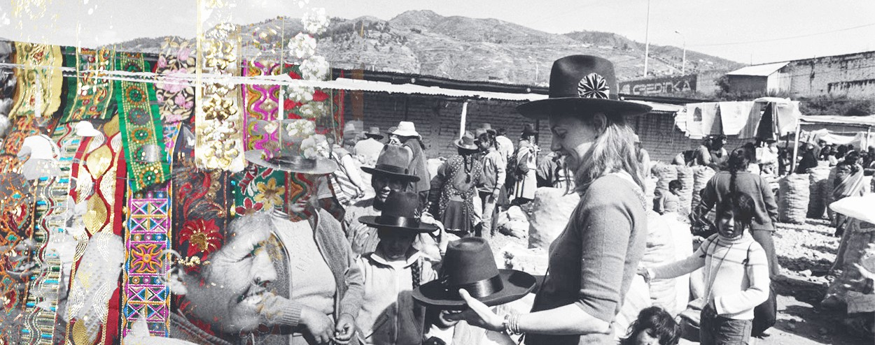 Gabriella Cortese - Pérou