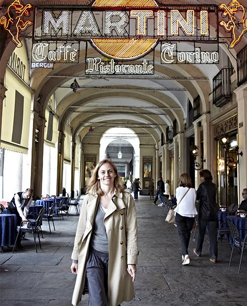 Turin - Tram - Antik Batik